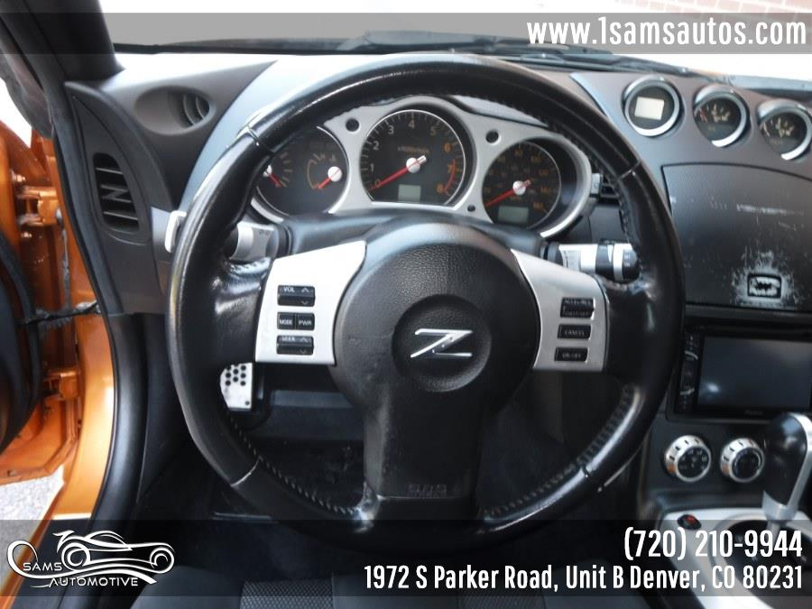 2006 Nissan 350Z 2dr Cpe Enthusiast Auto, available for sale in Denver, Colorado | Sam's Automotive. Denver, Colorado