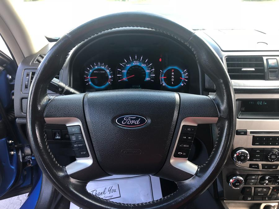 Used Ford Fusion 4dr Sdn SEL FWD 2011 | Josh's All Under Ten LLC. Elida, Ohio