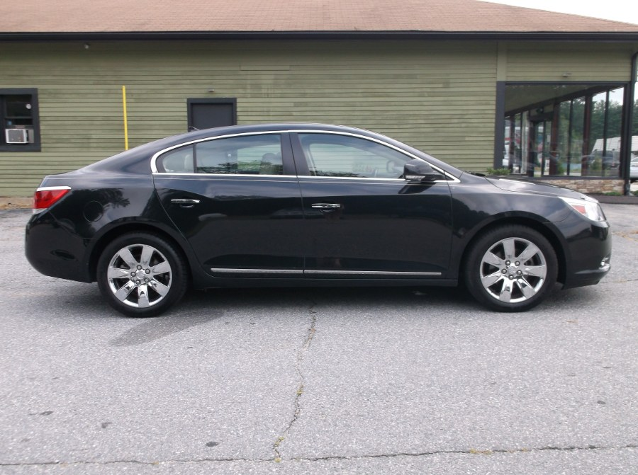 2011 Buick LaCrosse 4dr Sdn CXL AWD, available for sale in Brooklyn, Connecticut | Brooklyn Motor Sports Inc. Brooklyn, Connecticut