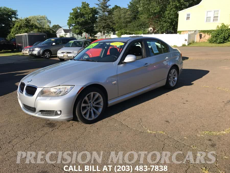 Used BMW 3 Series 4dr Sdn 328i xDrive AWD 2011 | Precision Motor Cars LLC. Branford, Connecticut