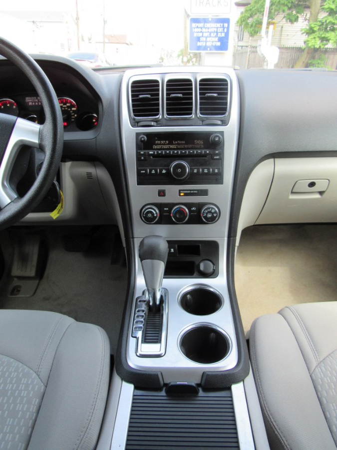 2009 GMC Acadia AWD 4dr SLE1, available for sale in Paterson, New Jersey   MFG Prestige Auto Group. Paterson, New Jersey