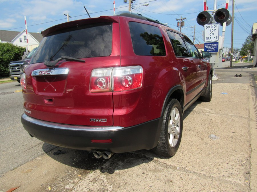 2009 GMC Acadia AWD 4dr SLE1, available for sale in Paterson, New Jersey | MFG Prestige Auto Group. Paterson, New Jersey