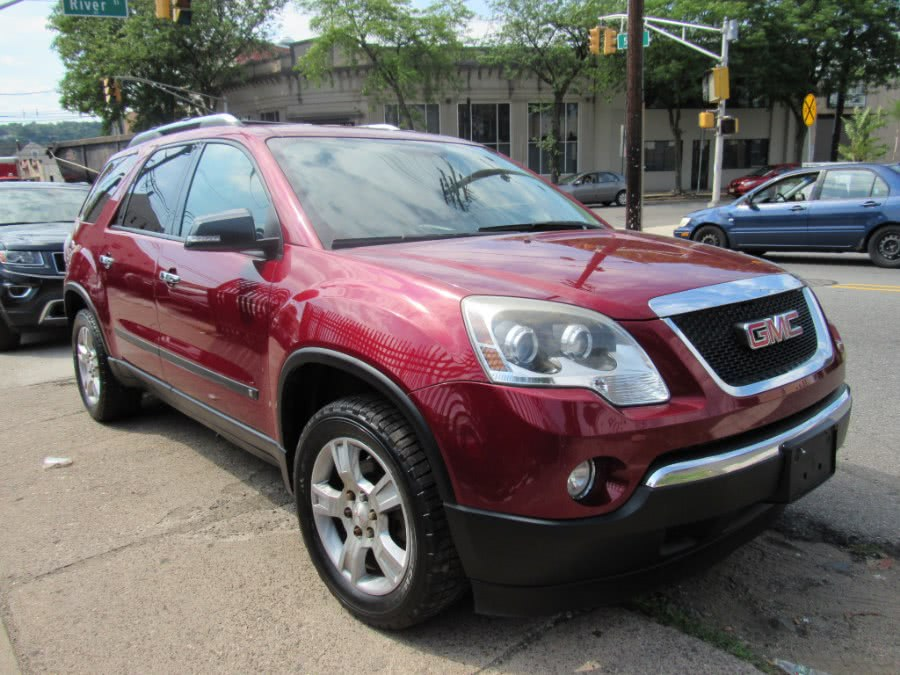 Used 2009 GMC Acadia in Paterson, New Jersey | MFG Prestige Auto Group. Paterson, New Jersey