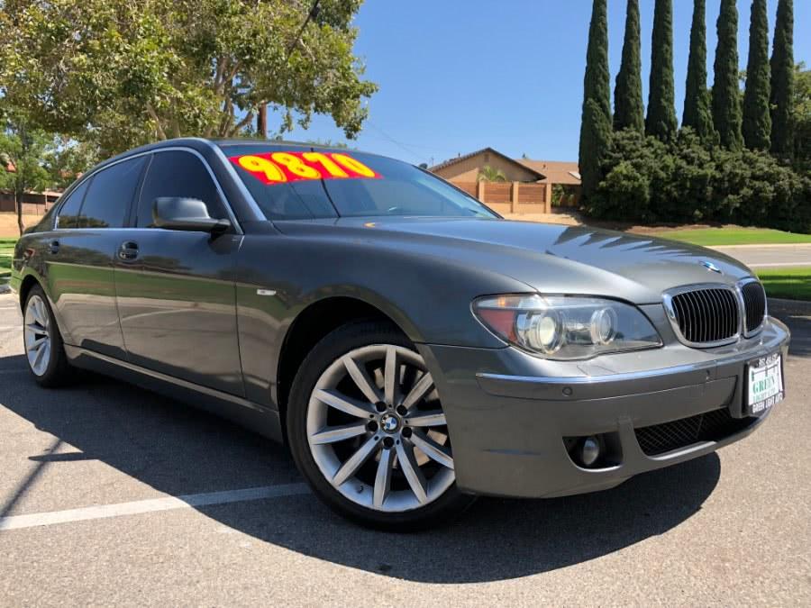 Used 2008 BMW 7 Series in Corona, California   Green Light Auto. Corona, California