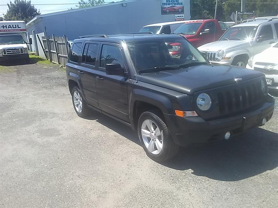 2011 Jeep Patriot 4WD 4dr Sport, available for sale in Shirley, New York | Roe Motors Ltd. Shirley, New York