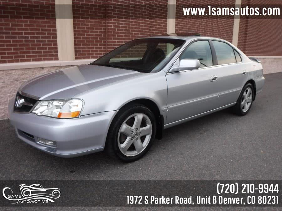 Used 2003 Acura TL in Denver, Colorado | Sam's Automotive. Denver, Colorado