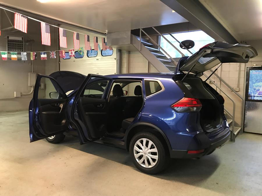Used Nissan Rogue AWD S 2017   Safe Used Auto Sales LLC. Danbury, Connecticut