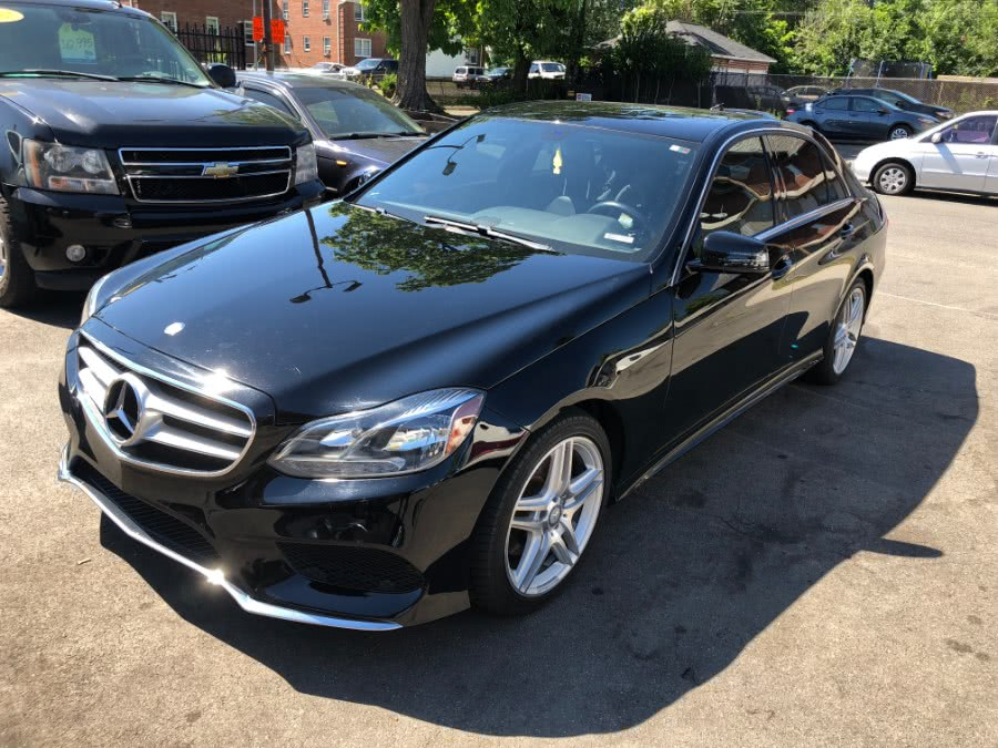 2014 Mercedes-Benz E-Class 4dr Sdn E350 Luxury 4MATIC, available for sale in Hartford, Connecticut | Mecca Auto LLC. Hartford, Connecticut
