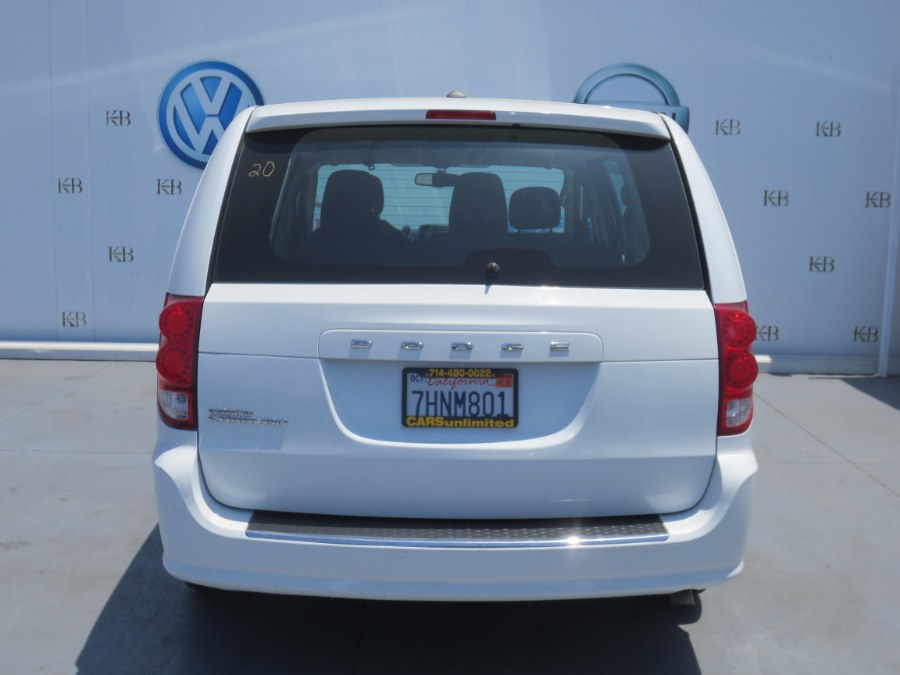 Used Dodge Grand Caravan 4dr Wgn American Value Pkg 2015 | Auto Max Of Santa Ana. Santa Ana, California