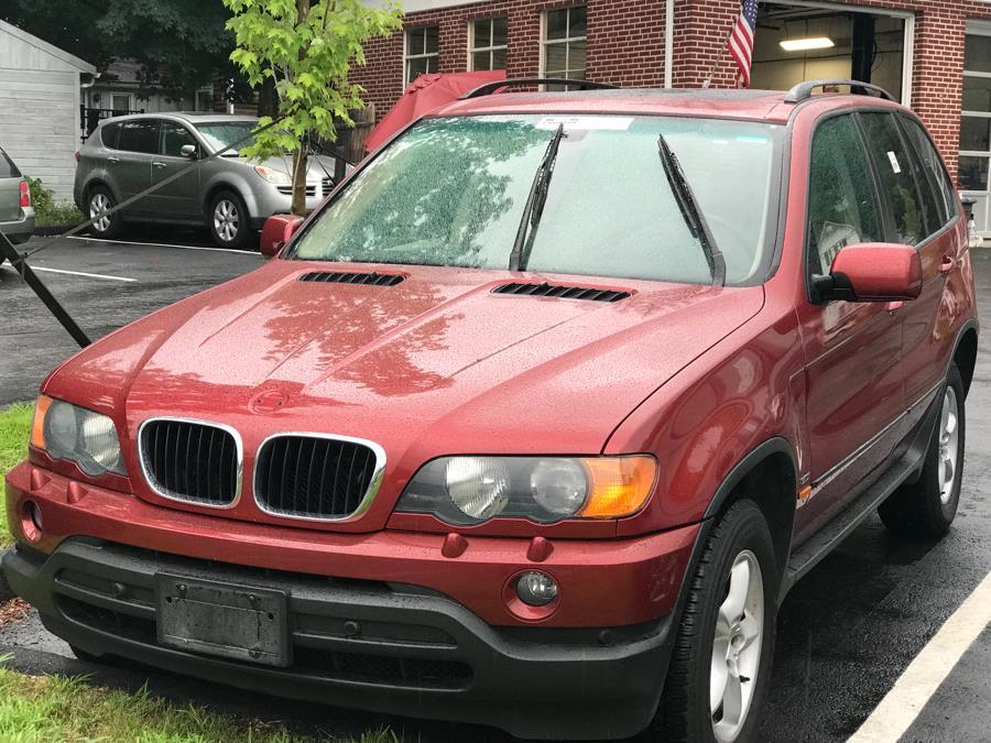 Used 2003 BMW X5 in Canton, Connecticut | Lava Motors. Canton, Connecticut