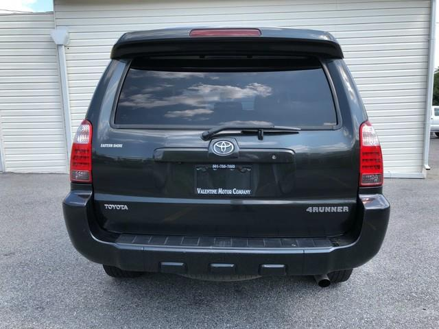 2008 Toyota 4runner Limited, available for sale in Forestville, Maryland | Valentine Motor Company. Forestville, Maryland