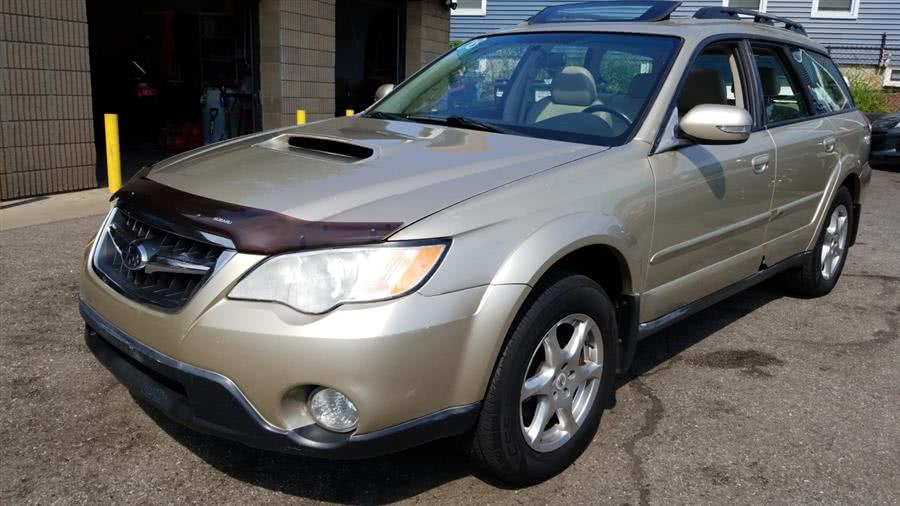 Used Subaru Outback 4dr H4 Auto XT Ltd w/Nav 2008 | Mike's Motors LLC. Stratford, Connecticut