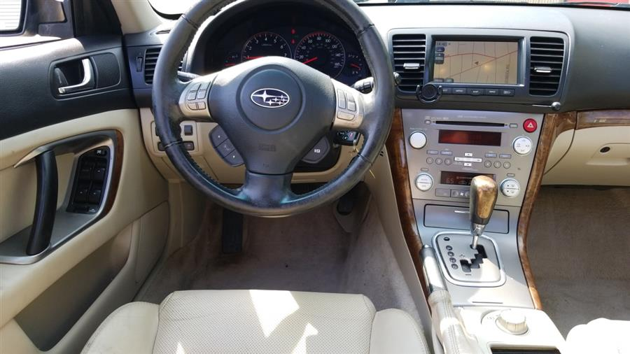 2008 Subaru Outback 4dr H4 Auto XT Ltd w/Nav, available for sale in Stratford, Connecticut | Mike's Motors LLC. Stratford, Connecticut