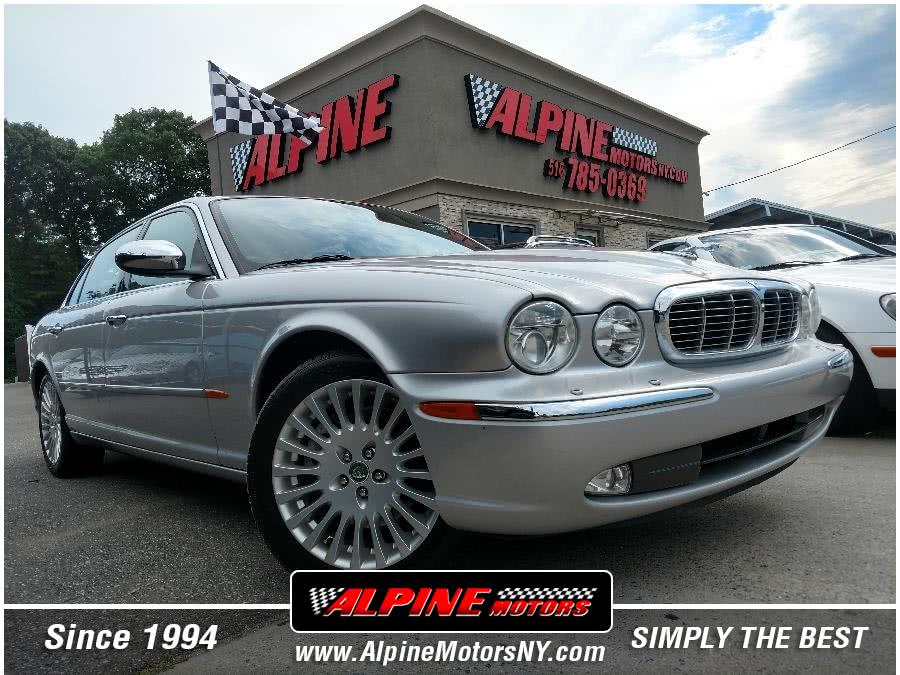 Used 2005 Jaguar XJ in Wantagh, New York | Alpine Motors Inc. Wantagh, New York