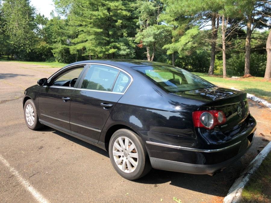 Used Volkswagen Passat Sedan 4dr Auto Turbo FWD 2008 | Route 44 Auto Sales & Repairs LLC. Hartford, Connecticut