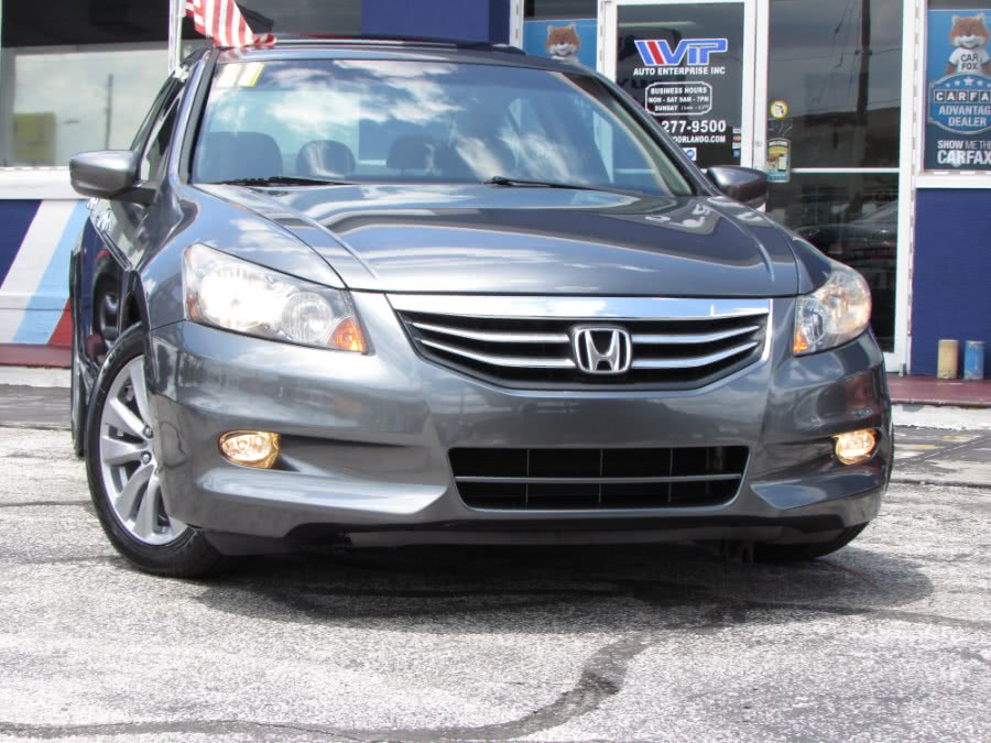 Used 2011 Honda Accord Sdn in Orlando, Florida | VIP Auto Enterprise, Inc. Orlando, Florida