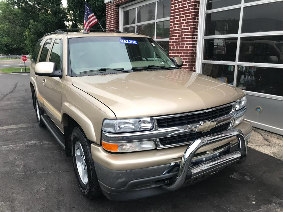 Used 2005 Chevrolet Tahoe in Canton, Connecticut | Lava Motors. Canton, Connecticut