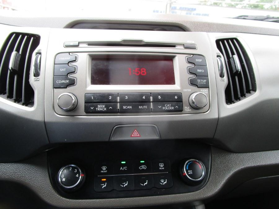 2013 Kia Sportage AWD 4dr LX, available for sale in Jamaica, New York | Hillside Auto Mall Inc.. Jamaica, New York