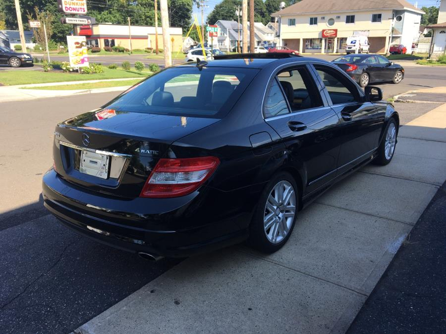 2008 Mercedes-Benz C-Class 4dr Sdn 3.0L Sport 4MATIC, available for sale in Milford, Connecticut | Village Auto Sales. Milford, Connecticut