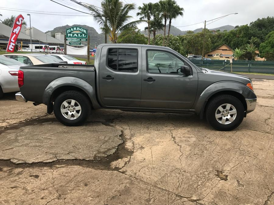 2006 Nissan Frontier CREW CAB LE, available for sale in Lihue, Hawaii | Harbor Motors Inc. Lihue, Hawaii
