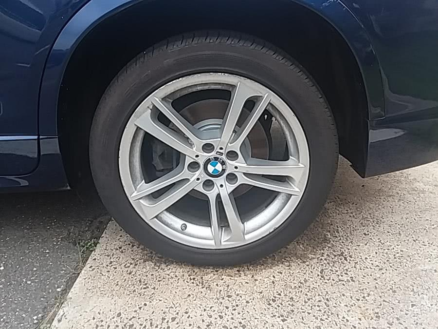 Used BMW X3 AWD 4dr xDrive35i 2013   Vertucci Automotive Inc. Wallingford, Connecticut