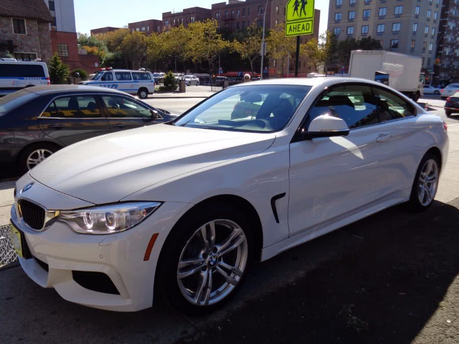 2014 BMW 4 Series  ///M Sport Package 2dr Cpe 428i xDrive AWD SULEV, available for sale in Bronx, New York | 26 Motors Corp. Bronx, New York
