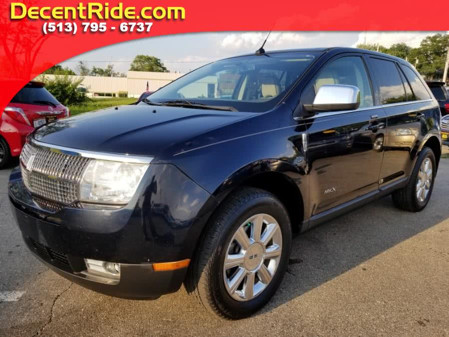 Used 2008 Lincoln MKX in West Chester, Ohio | Decent Ride.com. West Chester, Ohio