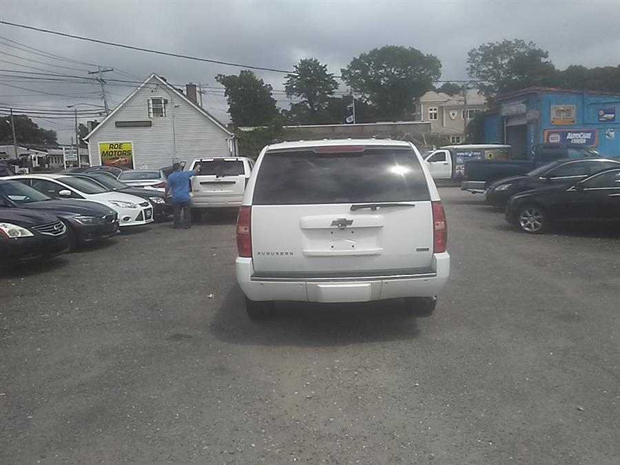 2011 Chevrolet Suburban 4WD 4dr 1500 LTZ, available for sale in Shirley, New York | Roe Motors Ltd. Shirley, New York