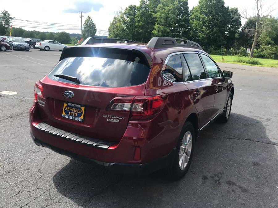 2015 Subaru Outback 4dr Wgn 2.5i Premium PZEV, available for sale in Middletown, Connecticut | Newfield Auto Sales. Middletown, Connecticut