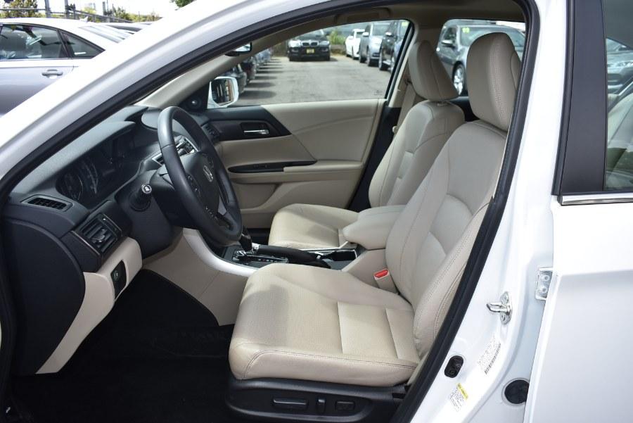 2015 Honda Accord Sedan 4dr I4 CVT EX-L, available for sale in Hartford, Connecticut | VEB Auto Sales. Hartford, Connecticut