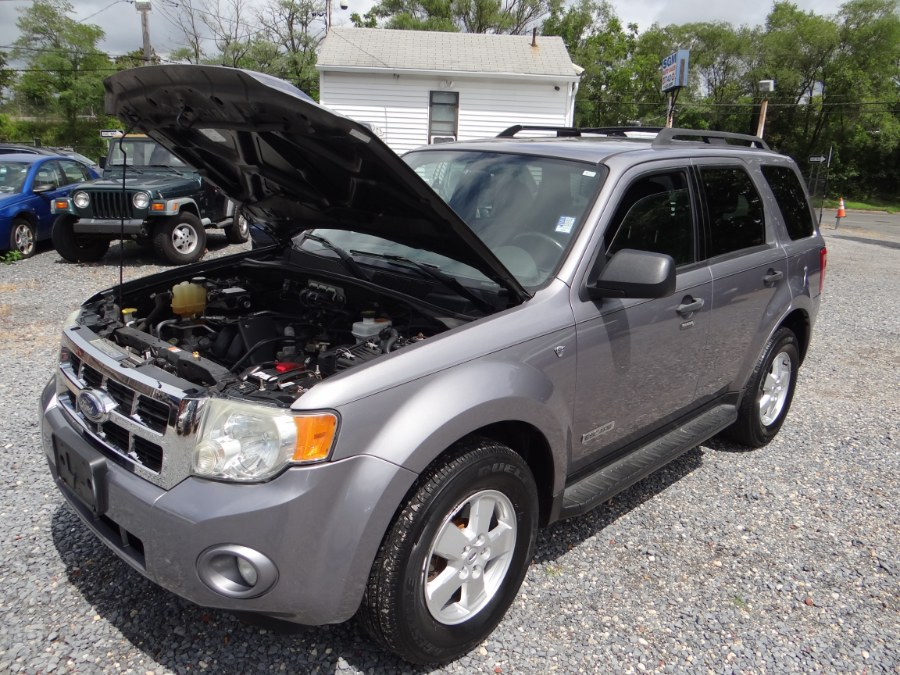 2008 Ford Escape 4WD 4dr V6 Auto XLT, available for sale in West Babylon, New York | SGM Auto Sales. West Babylon, New York
