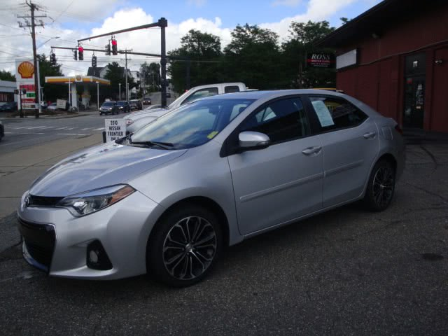 Used 2015 Toyota Corolla SE in Torrington, Connecticut | Ross Motorcars. Torrington, Connecticut