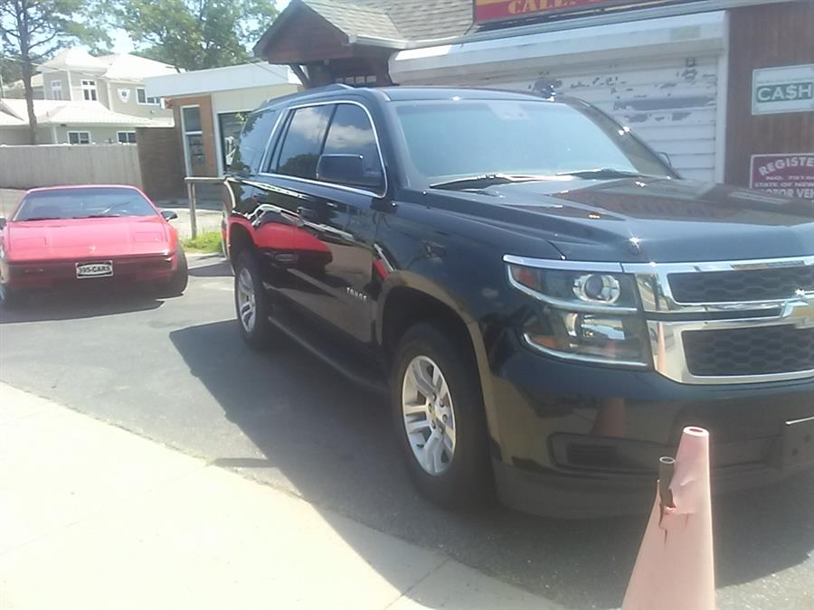 2015 Chevrolet Tahoe 4WD 4dr LT, available for sale in Shirley, New York | Roe Motors Ltd. Shirley, New York