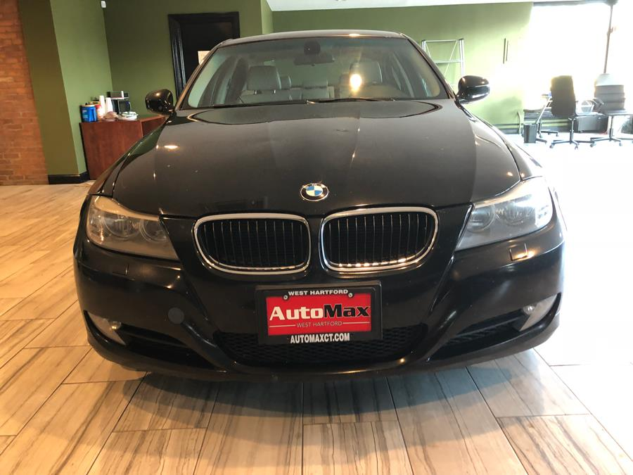 2011 BMW 3 Series 4dr Sdn 328i xDrive AWD SULEV, available for sale in West Hartford, Connecticut | AutoMax. West Hartford, Connecticut