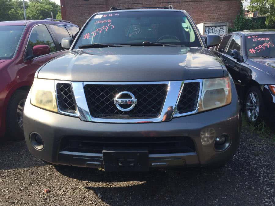 Used 2008 Nissan Pathfinder in Brooklyn, New York | Atlantic Used Car Sales. Brooklyn, New York