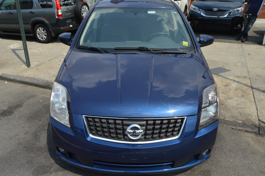2007 Nissan Sentra 4dr Sdn I4 CVT 2.0 S, available for sale in Bronx, New York | Luxury Auto Group. Bronx, New York