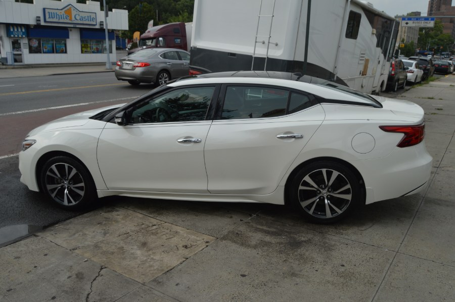 2016 Nissan Maxima 4dr Sdn 3.5 SL, available for sale in Bronx, New York | Luxury Auto Group. Bronx, New York
