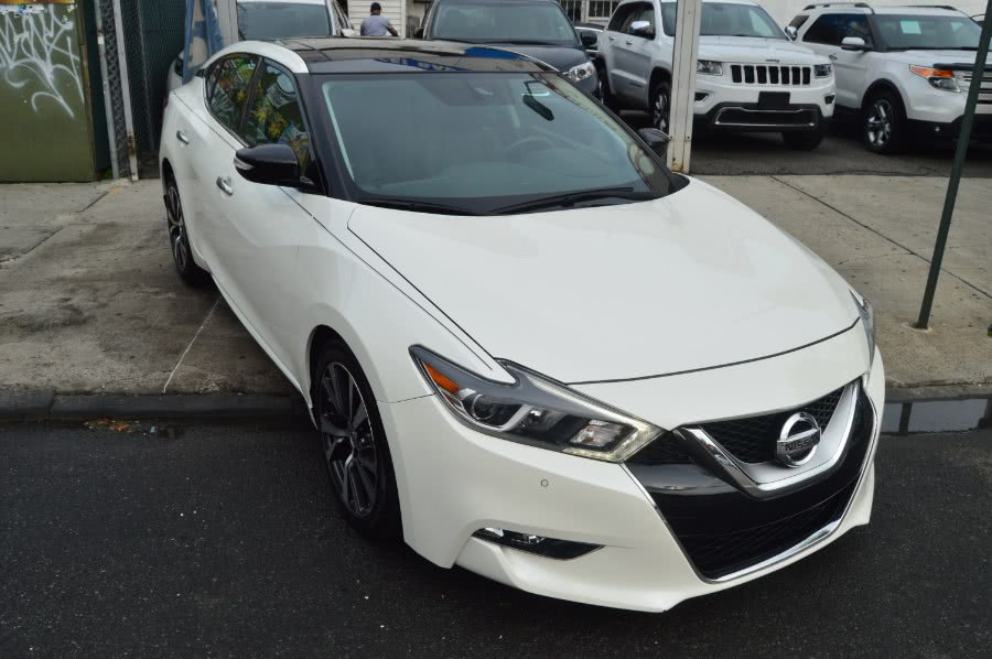 Used 2016 Nissan Maxima in Bronx, New York | Luxury Auto Group. Bronx, New York