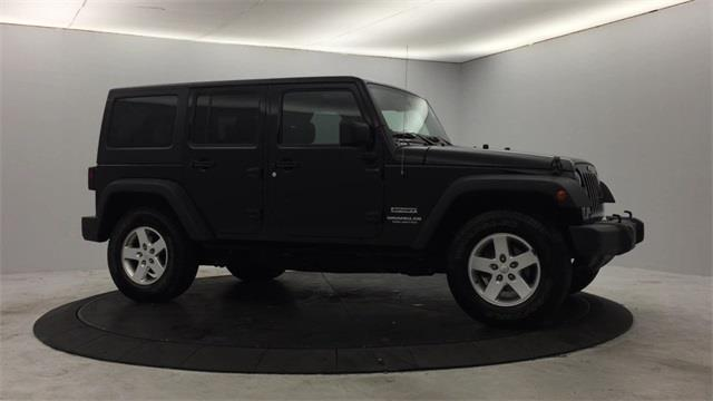 2016 Jeep Wrangler Unlimited Sport, available for sale in Bronx, New York | Eastchester Motor Cars. Bronx, New York
