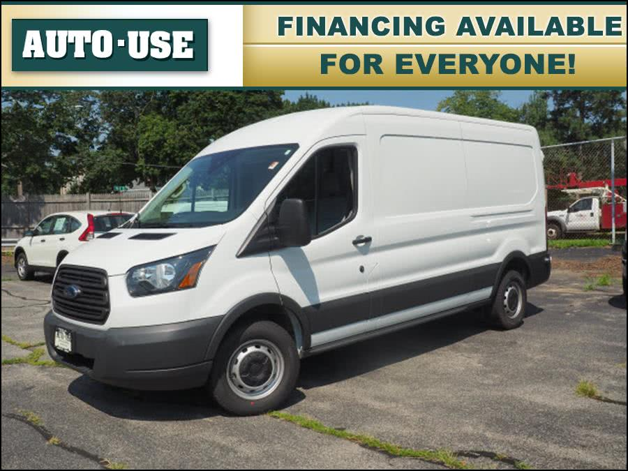 Used 2018 Ford Transit Cargo in Andover, Massachusetts | Autouse. Andover, Massachusetts