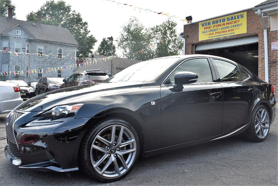 2015 Lexus IS 250 4dr Sport Sdn Crafted Line AWD, available for sale in Hartford, Connecticut | VEB Auto Sales. Hartford, Connecticut