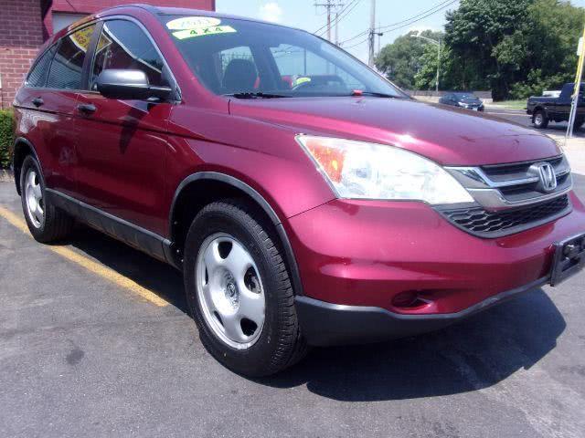 Used Honda Cr-v LX 4WD 5-Speed AT 2011 | Boulevard Motors LLC. New Haven, Connecticut
