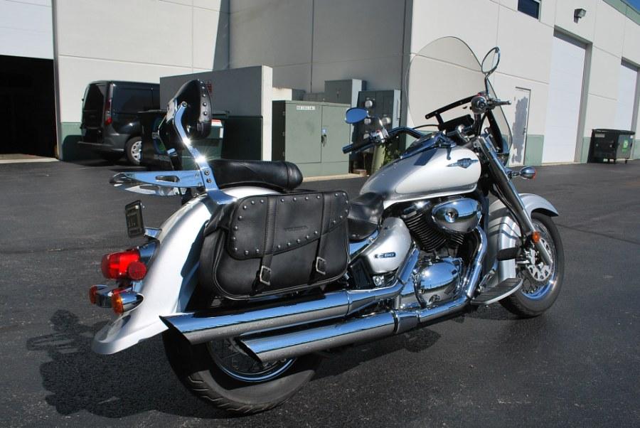 2007 Suzuki BOULEVARD C50, available for sale in Plainfield, Illinois | Showcase of Cycles. Plainfield, Illinois