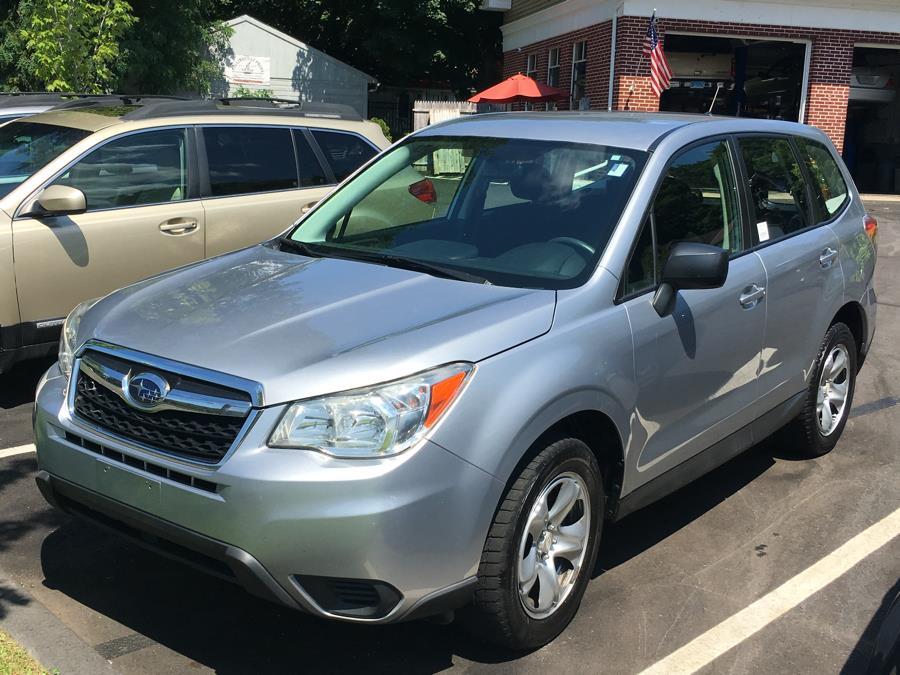Used 2014 Subaru Forester in Canton, Connecticut | Lava Motors. Canton, Connecticut