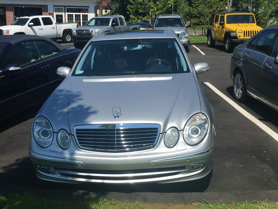 Used 2005 Mercedes-Benz E-Class in Canton, Connecticut | Lava Motors. Canton, Connecticut