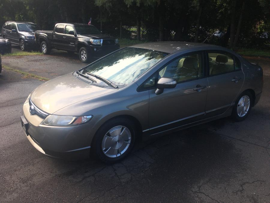 2006 Honda Civic Hybrid CVT, available for sale in Cheshire, Connecticut | Automotive Edge. Cheshire, Connecticut