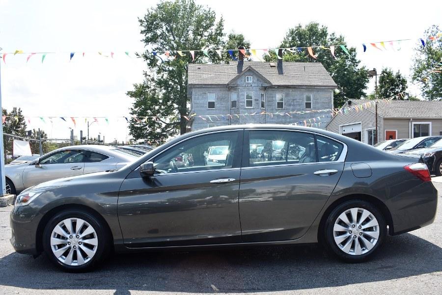 2015 Honda Accord Sedan 4dr I4 CVT EX-L w/Navi, available for sale in Hartford, Connecticut   VEB Auto Sales. Hartford, Connecticut