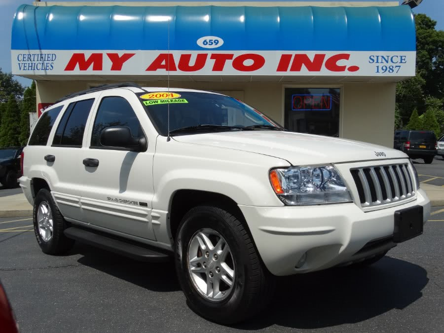 Used Jeep Grand Cherokee Special Edition 4WD 2004 | My Auto Inc.. Huntington Station, New York