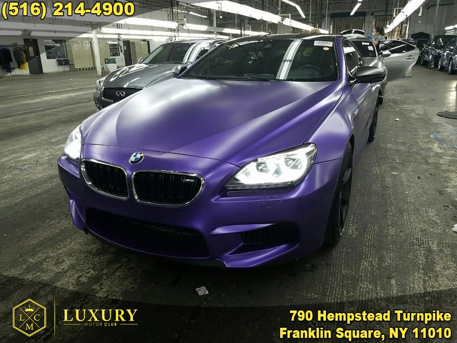 2014 BMW M6 2dr Cpe, available for sale in Franklin Square, NY
