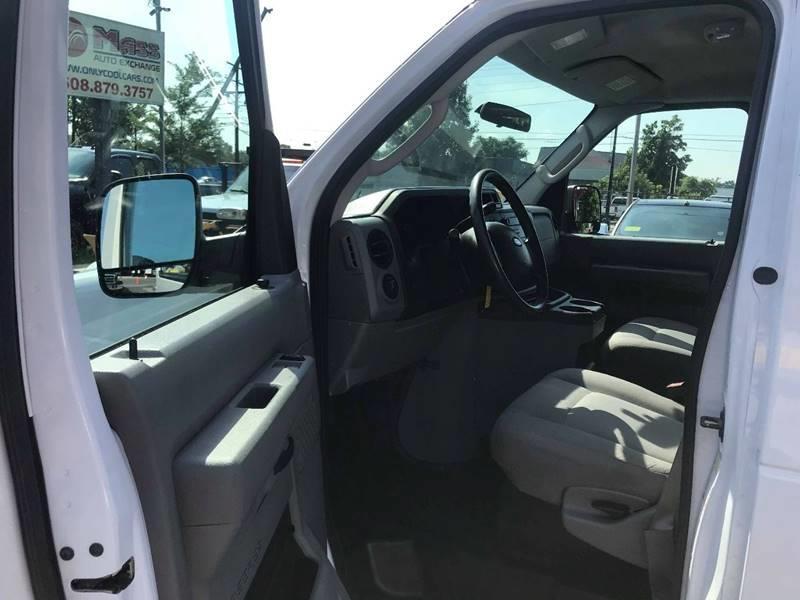 2009 Ford E-series Cargo E 250 3dr Cargo Van, available for sale in Framingham, Massachusetts | Mass Auto Exchange. Framingham, Massachusetts